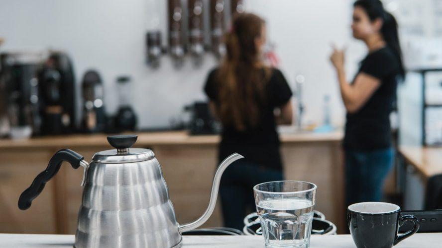 Kawa czy herbata w firmie