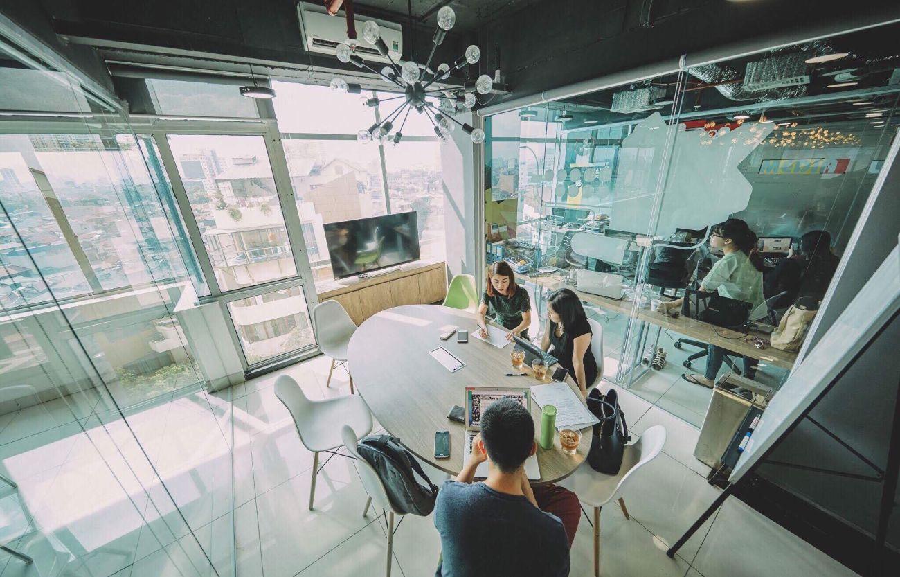 Najlepsze miejsce dla sprzętu RTV w biurze